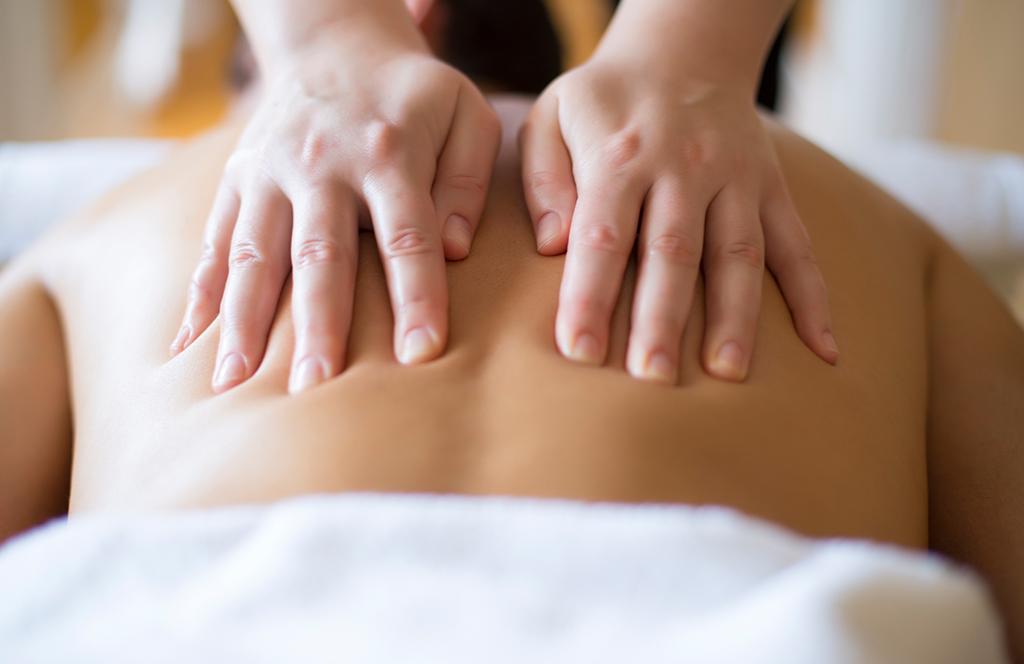 Дълбокотъканен масаж