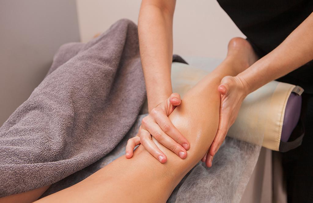 Лимфен дренаж/отточен масаж